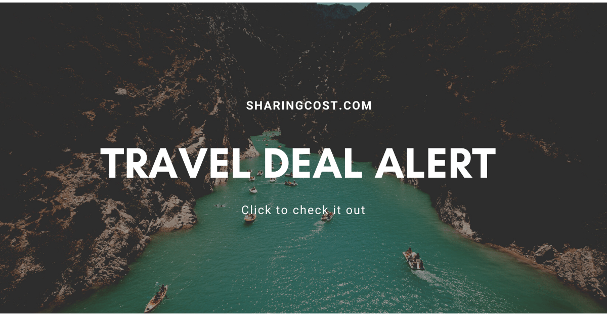 RYANAIR SALE! Cheap flights across Europe & Morocco from just £5/€5 one-way!
