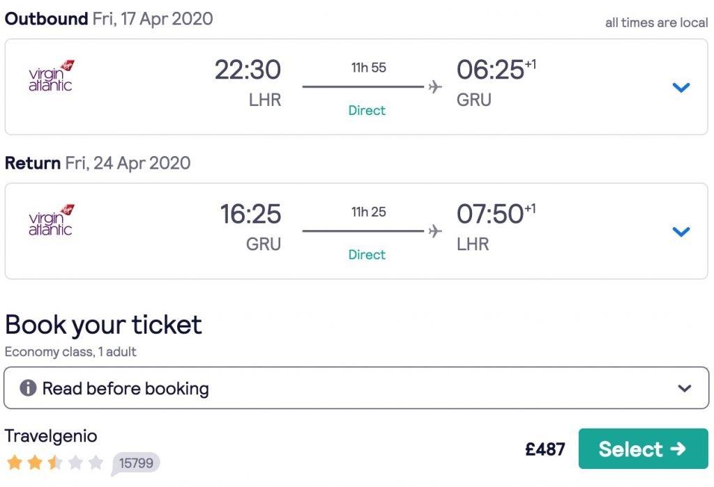 London to Sao Paulo flights 1024x699 1