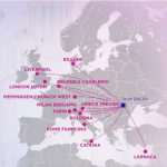Wizz Air opens new base in Bacau, Romania and launches 12 new routes