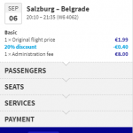 Wizz Air SALE! Flights from / to SERBIA & BOSNIA with 20% OFF