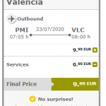 FLASH SALE – SUMMER: Vueling flights across Europe from only €9 one-way