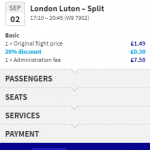 Wizz Air SALE! Flights to / from LONDON with 20% OFF