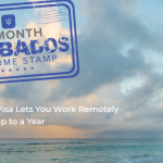 Barbados launched 12-month welcome stamp and invites you to work remotely from there