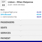 Wizz Air PROMO: 20% OFF on all flights and destinations