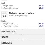SUMMER Flights from London to MALAGA for £18