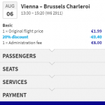 Wizz Air SALE: Flights from / to AUSTRIA with 20% discount
