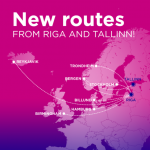 Wizz Air launches 7 new routes from / to RIGA & 1 from / to TALLINN