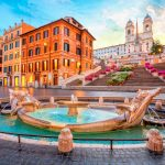 Long weekend in Rome! 4-night B&B stay at well-rated hotel + cheap flights from London for just £123!
