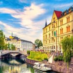 Weekend in Slovenia! 3 nights at very well-rated hotel in Ljubljana + cheap flights from London for just £120!