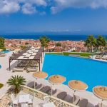 7-night half-board stay at sea view 5* resort in Halkidiki peninsula, Greece + cheap flights from London for only £170!