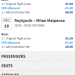PROMO: Up to 50% off Wizz Air flights