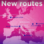 Wizz Air launches 6 new routes from / to ITALY & 2 from / to the UK