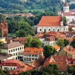 Weekend in Vilnius! 3 nights at well-rated 4* hotel + cheap flights from London for only £64!