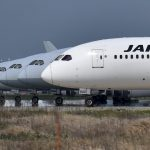Japan Airlines' Fleet In 2020