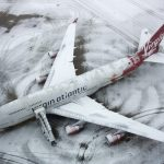 Virgin Atlantic's Last Boeing 747 Leaves Heathrow
