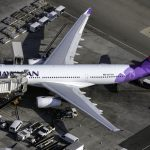 Man Arrested For Trying To Open Door Inflight On Hawaiian Flight