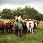 A staycation at a neighbouring farm in Scotland gave one traveller the taste of a holiday abroad