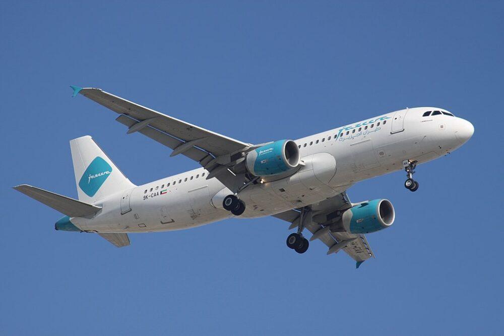 1024px 9K CAA Airbus A320 Jazeera Airways 7603679372 1000x667 1