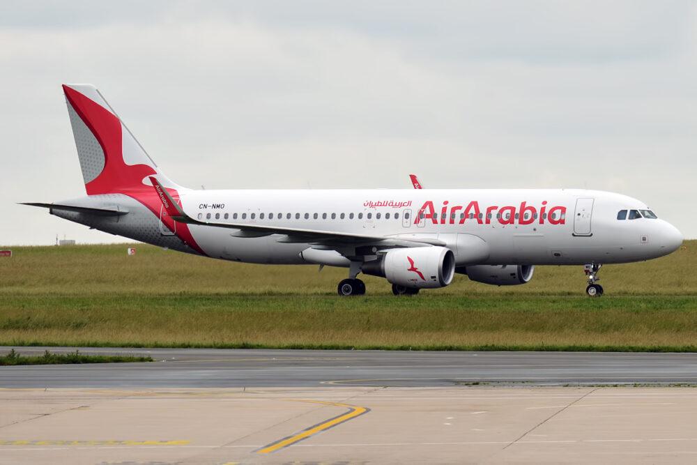 Air Arabia Maroc CN NMO Airbus A320 214 49589110906 1000x667 1