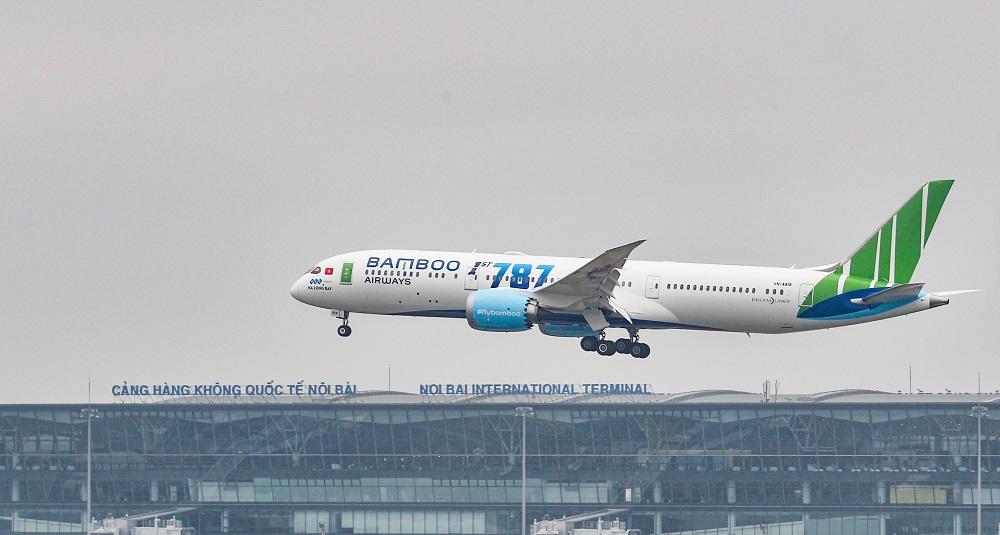 Bamboo Airways Boeing 787 9 Dreamliner
