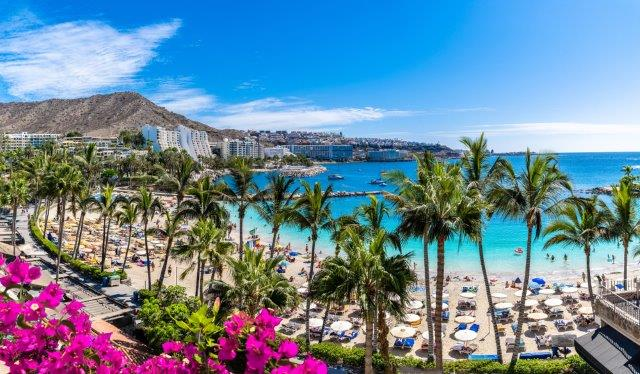 Cheap flights to Las Palmas Canary Islands airline promotions and discount sale deals Flynous