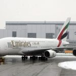 Emirates To Operate 4 A380 Flights To The UK On Wednesday
