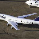 Lufthansa Sending Boeing 747s To Retirement In Mojave Desert