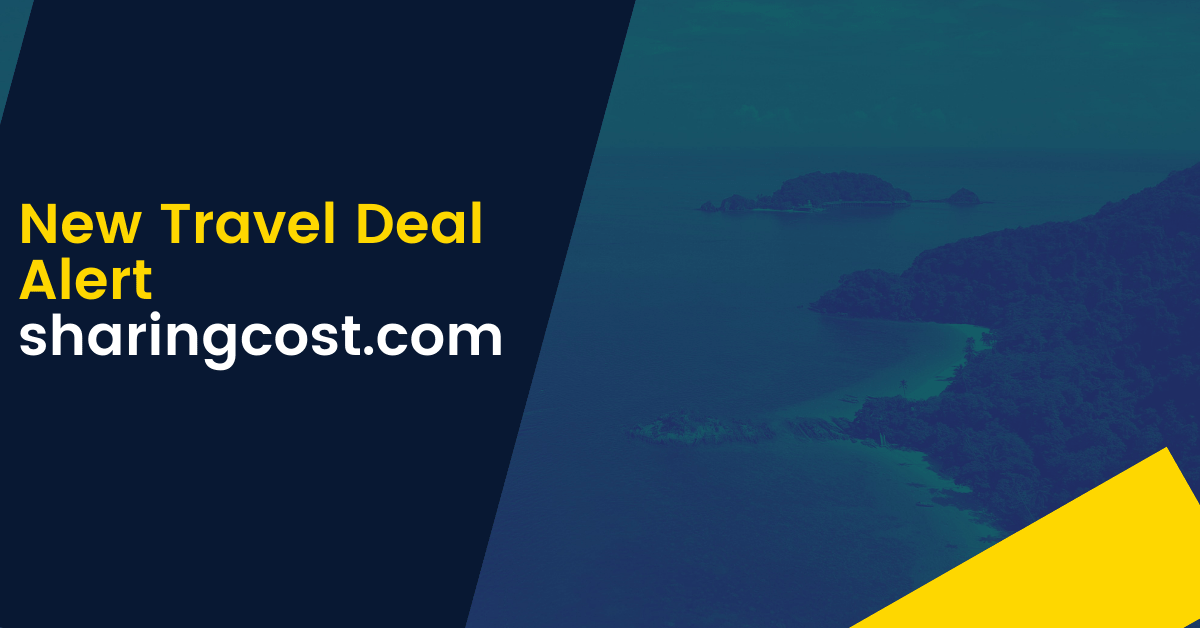sharingcost Travel deal alert min
