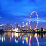 Amsterdam, Netherlands to Singapore for only €351 roundtrip (Jan-Jun dates)
