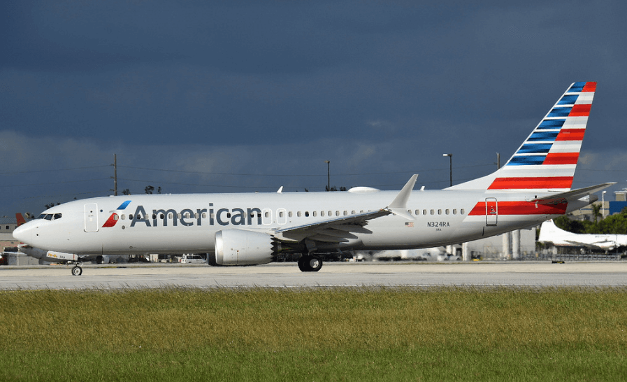 boeing 737 max american