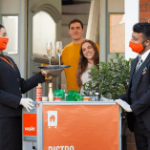 Budget airline easyJet launches FREE cabin trolley home delivery service