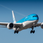 KLM passengers flown for 9-hours to nowhere after windshield cracks