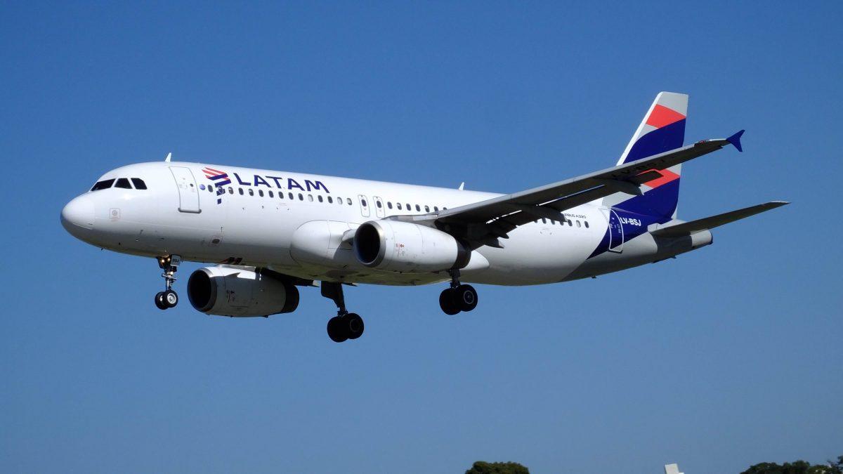 latam airlines 2