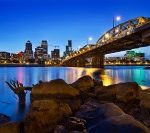 Non-stop from Minneapolis to Portland, Oregon (& vice versa) for only $128 roundtrip (Jan-Feb dates)