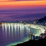 Brussels, Belgium to Rio de Janeiro, Brazil for only €363 roundtrip