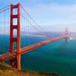Brussels, Belgium to San Francisco, USA for only €332 roundtrip