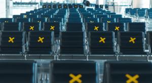 social distancing seats airport 300x164 1
