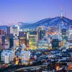 Moscow, Russia to Seoul, South Korea for only €292 roundtrip (Apr-Jun dates)