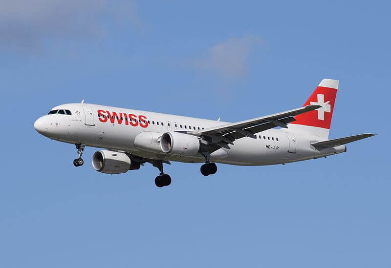 swiss international air lines 2
