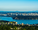 Irish cities to Vancouver or Calgary, Canada from only €260 roundtrip