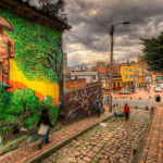Barcelona, Spain to Bogota, Colombia for only €365 roundtrip