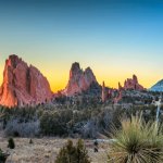 Non-stop from Atlanta to Colorado Springs (& vice versa) for only $157 roundtrip (Apr-May dates)