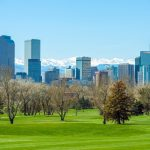 Non-stop from Kansas City to Denver, Colorado (& vice versa) for only $97 roundtrip (Feb-May dates)