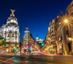 Boston to Madrid, Spain for only €356 roundtrip