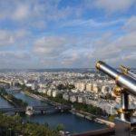 Rio de Janeiro, Brazil to Paris, France for only $452 USD roundtrip