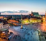 Hong Kong to Warsaw, Poland for only $377 USD roundtrip