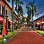 French cities to Singapore from only €344 roundtrip