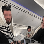United Airlines criticised after allowing Orthodox Jews to not wear masks on flight to Israel