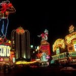 Hong Kong to Las Vegas, USA for only $489 USD roundtrip