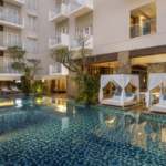 4* Grand Ixora Kuta Resort in Bali, Indonesia for only $10 USD per night